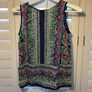 💕 Lilly Pulitzer sleeveless top